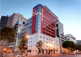 Office space available in Touchstone House, Bree Street, Cape Town